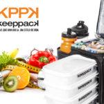 A sua vida saudável precisa de uma Keeppack