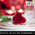 Jantar para o Dia dos Namorados (Versão Fit 😉)