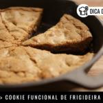 Cookie Funcional de Frigideira