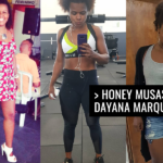 Honey Musas: Dayana Marques
