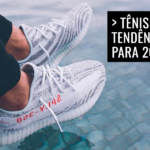 Tênis tendência para 2018