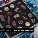 Os benefícios do chocolate amargo