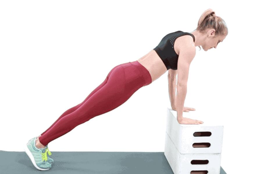 4-Exercícios-Isométricos-para-Construir-Músculos-Flexão-Inclinada