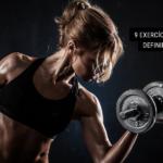9 Exercícios para Definir Braços