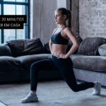 Treino de 30 Minutos para Fazer em Casa