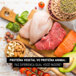 Proteína Vegetal versus Proteína Animal: Faz Diferença qual Você Ingere?