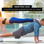 Treino para casal: 10 exercícios para emagrecer com seu amor