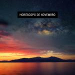 Horóscopo de Novembro