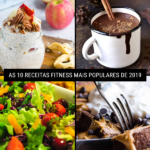 As 10 Receitas Fitness Mais Populares de 2019