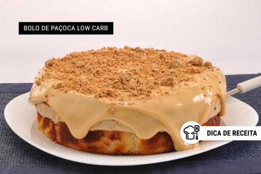 Bolo-de-Paçoca-Low-Carb