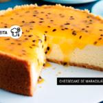Cheesecake de Maracujá Light