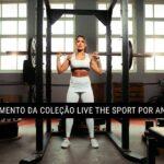 Lançamento da Coleção Live the Sport por Ana Etz